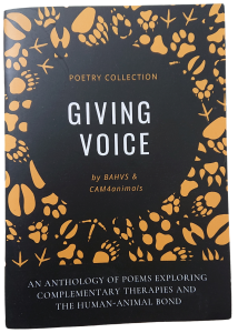 Giving voice poetry book